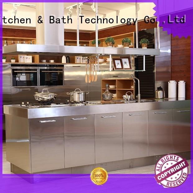 Fadior Stainless Steel Kitchen Cabinets commercial stainless steel bathroom cabinet design for hotel