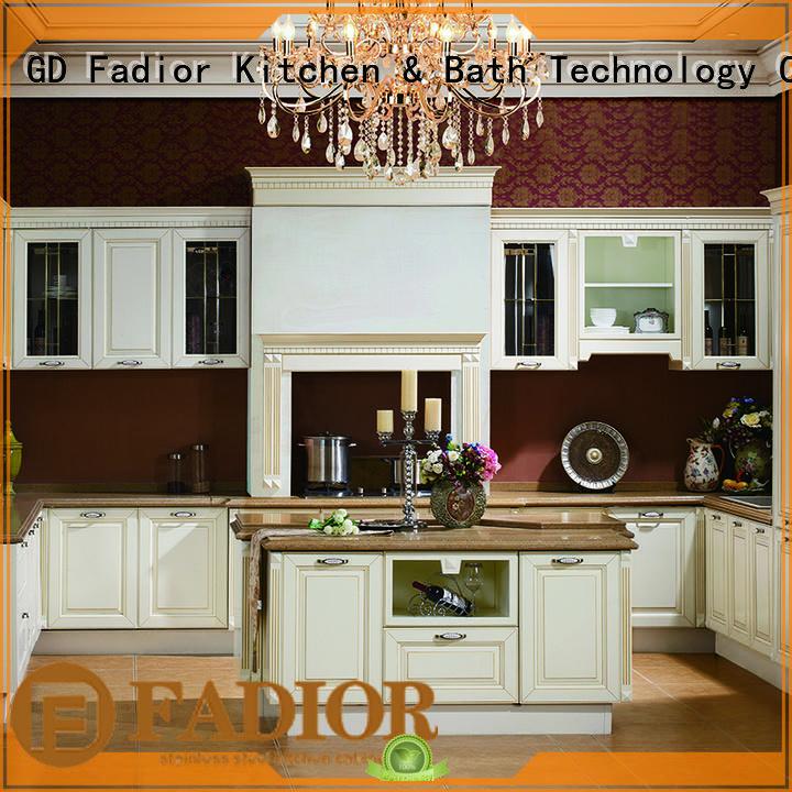Fadior Stainless Steel Kitchen Cabinets bbq white premium stainless steel wall cabinets kitchen island