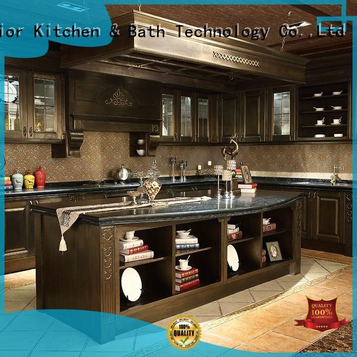 commercial modular outdoor kitchen cabinets design for household Fadior Stainless Steel Kitchen Cabinets