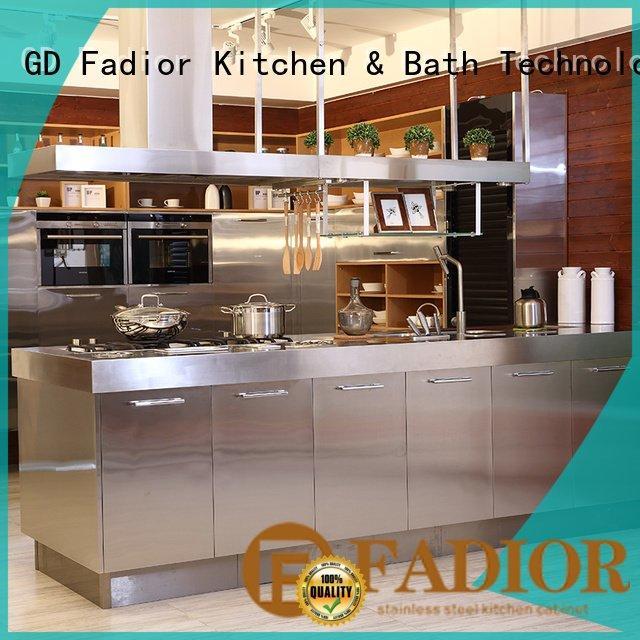 marilyn metal kitchen cabinets Fadior Stainless Steel Kitchen Cabinets stainless steel wall cabinets kitchen