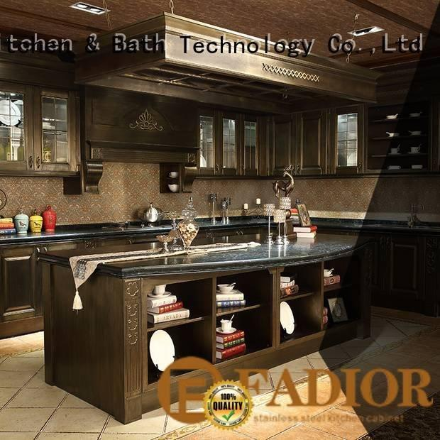 stainless steel wall cabinets kitchen ark Fadior Stainless Steel Kitchen Cabinets Brand metal kitchen cabinets